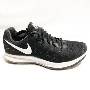 Nike Zoom Pegasus 33 Black Running Shoes